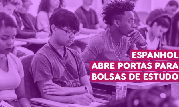 Idioma Espanhol abre portas para Bolsas de Estudo