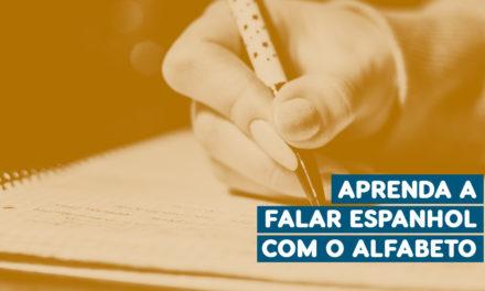 APRENDA A FALAR ESPANHOL COM O ALFABETO